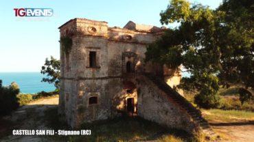 L'Italia vista dall'alto, Castello San Fili Stignano (RC)
