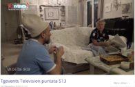 "TGevents ""Buon Natale"" puntata n.513"