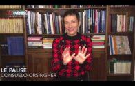 Consuelo Orsingher, le pause