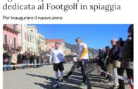 Speciale FOOTGOLF su TGevents