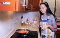 In cucina con Rossella, pollo e pomodorini