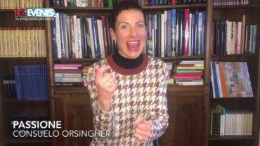 Consuelo Orsingher, la passione