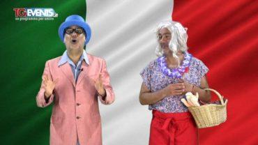 Orgogliosi di essere italiani, la Sardegna.