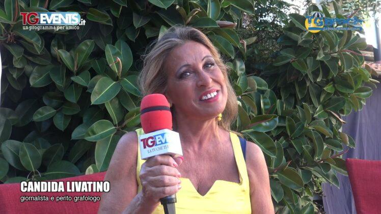 """Candida Livatino, """"Dagli scarabocchi alla firma""""."""